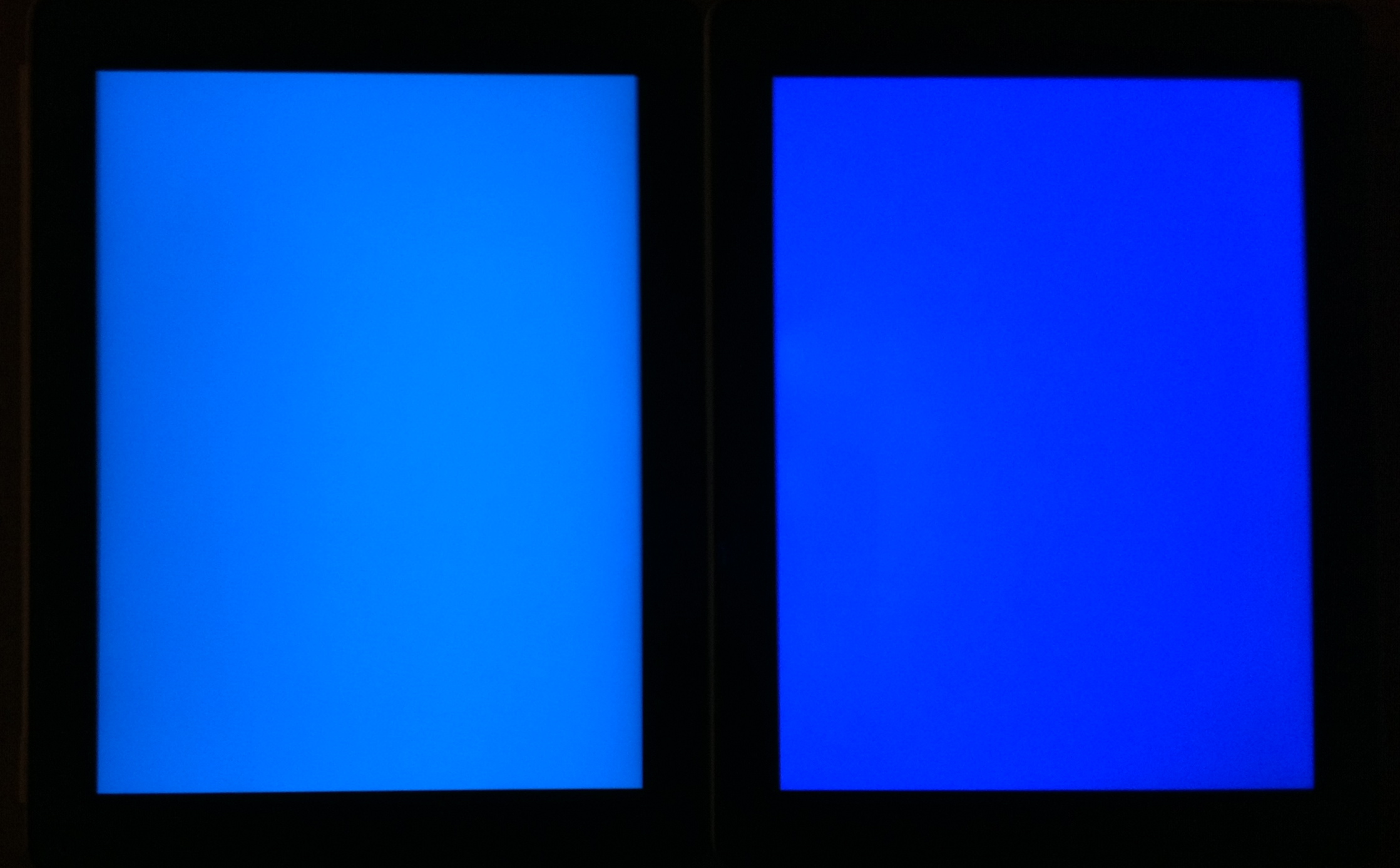 ... new iPad boasts better colors – how did they do it? | dot color